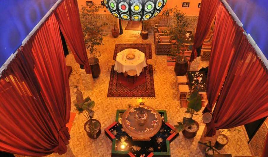 where are the best new hostels in Marrakech, Morocco