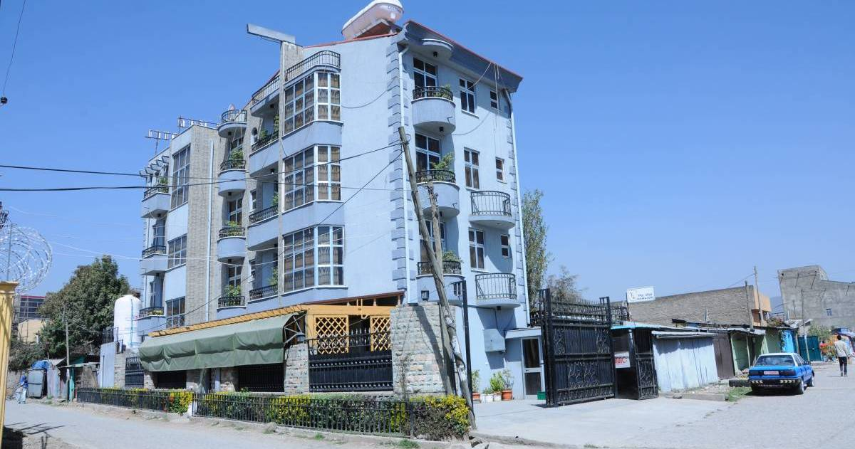 backpacker hostel in Addis Ababa