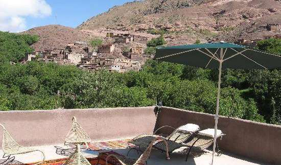 Youth Hostels and apartments in Imlil