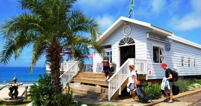 hostel reservations in Mossel Bay