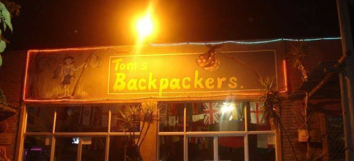 Tom's Backpackers, Centurion, South Africa