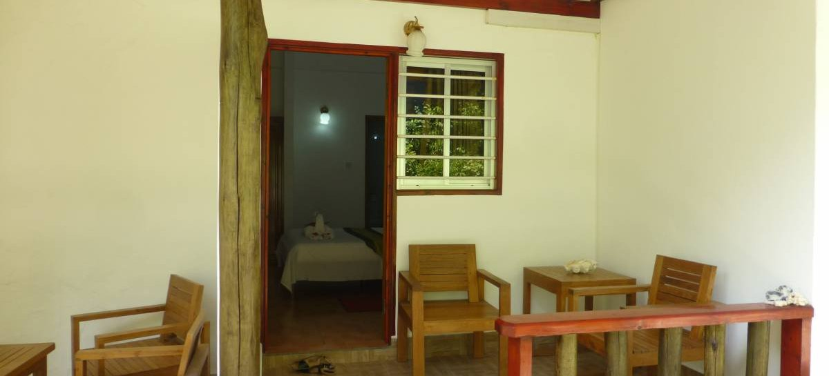 Zerof Self Catering, Cote d'Or, Seychelles